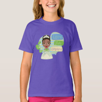 Tiana | Live Your Dreams T-Shirt