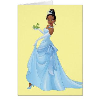 Tiana | Loyalty Is Royalty Card