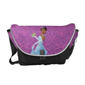 Tiana   Loyalty Is Royalty Messenger Bag
