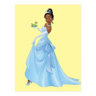 Tiana | Loyalty Is Royalty Postcard