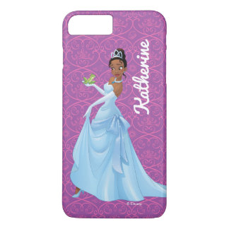Tiana | Loyalty Is Royalty | Your Name iPhone 8 Plus/7 Plus Case