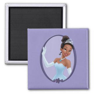 Tiana Mirror Refrigerator Magnets