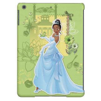Tiana - princesa confiada funda para iPad air