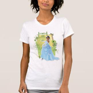 Tiana - princesa confiada t-shirts