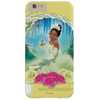 Tiana - soy princesa funda barely there iPhone 6 plus