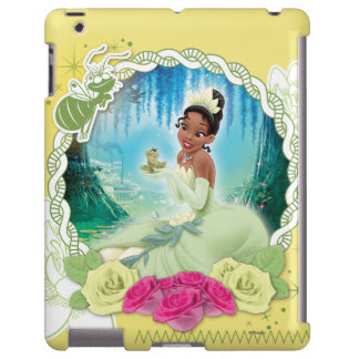 Tiana - soy princesa funda para iPad