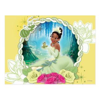 Tiana - soy princesa postal