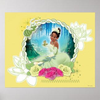Tiana - soy princesa póster