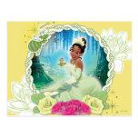 Tiana - soy princesa tarjeta postal