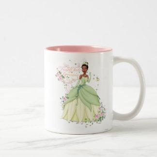 Tiana - sueños del cuento de hadas taza de café