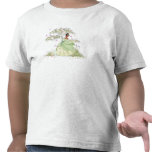 Tiana Tree 2 Tee Shirts