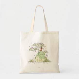 Tiana Under Tree Budget Tote Bag