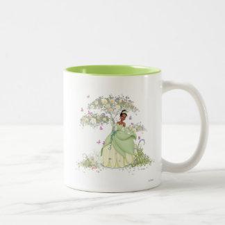 Tiana Under Tree Coffee Mug