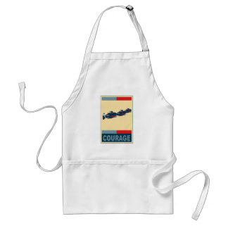 Tiananmen Square Iconic Pop Art Products Adult Apron