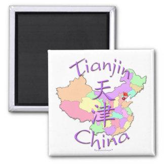 Tianjin China Iman De Nevera