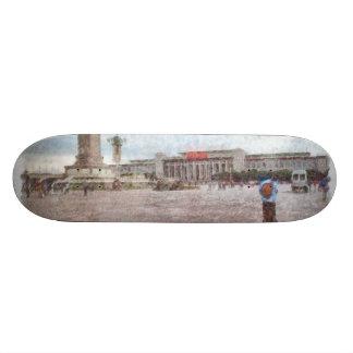 Tianmen square in Beijing Skateboard Deck