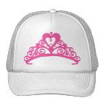 Tiara Cap Mesh Hat