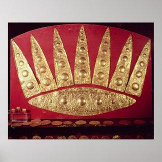 Tiara del sepulcro III Póster