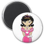 Tiara Princess Magnet Magnets