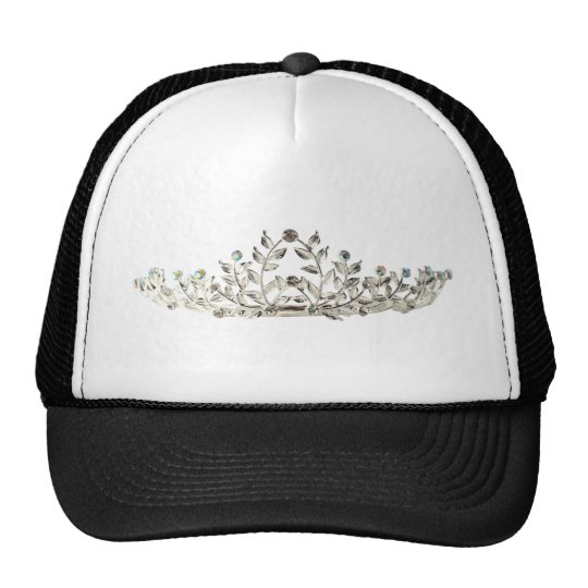 Tiara Trucker Hat