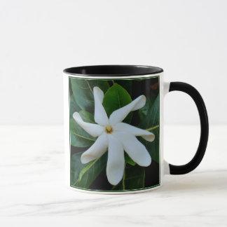 Tiare Tahitian Gardenia Mug