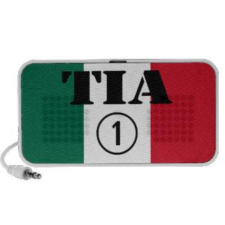 Tías mexicanas: Uno de Tia Numero iPhone Altavoz