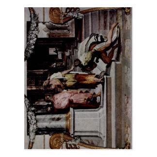 Tibaldi, und de Pellegrino Odiseo muere DES K de T Postales