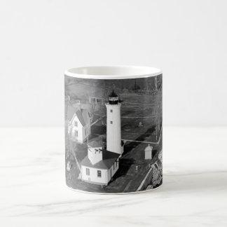 Tibbetts Point Lighthouse Classic White Coffee Mug
