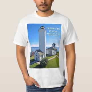 Tibbetts Point Lighthouse, New York T-Shirt