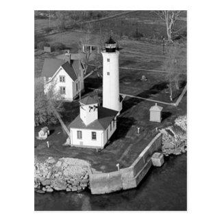 Tibbetts Point Lighthouse Postcard