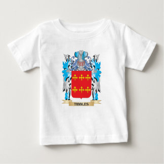 Tibbles Coat of Arms - Family Crest Baby T-Shirt