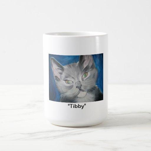 Tibby Coffee Mug