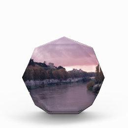 Tiber River at Sunset.png Award