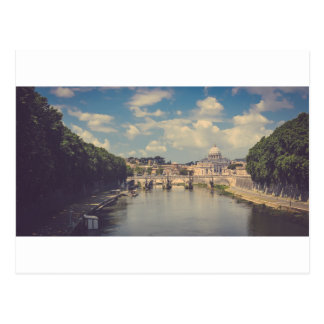 Tíber, Roma, Italia Tarjetas Postales