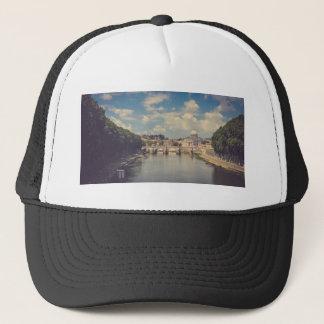 Tiber,Rome,Italy Trucker Hat