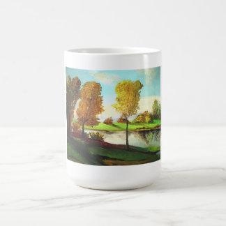 Tiberias views coffee mug