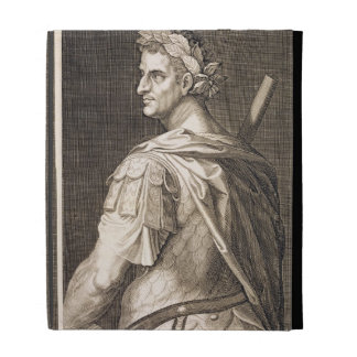 Tiberius Caesar (10 BC - 54 AD) Emperor of Rome 14 iPad Folio Cover