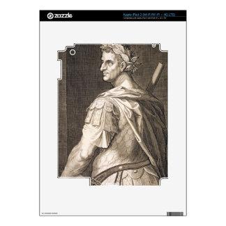 Tiberius Caesar (10 BC - 54 AD) Emperor of Rome 14 Skin For iPad 3