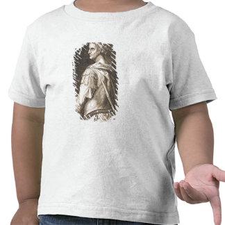 Tiberius Caesar (10 BC - 54 AD) Emperor of Rome 14 Tshirt