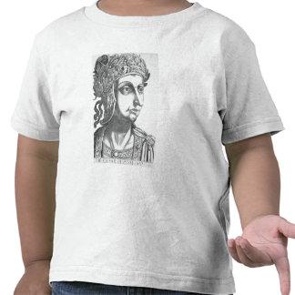Tiberius Caesar (42 BC-37 AD), 1596 (engraving) Shirts