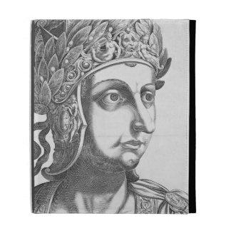 Tiberius César (42 BC-37 ANUNCIO), 1596 (grabado)