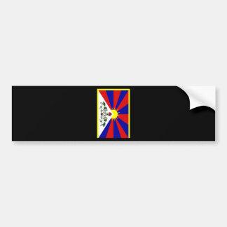 Tibet2 Bumper Sticker