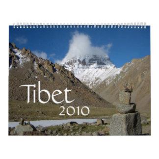 Tibet 2010 Calendar