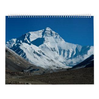 Tibet 2012 wall calendar