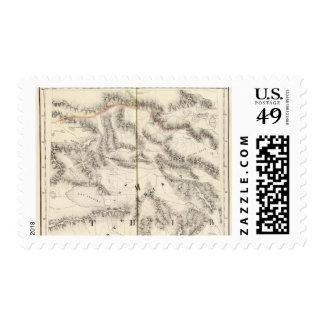 Tíbet, Asia 70 Sellos