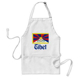 Tíbet Delantal