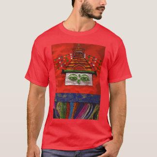 Tibet Design T-Shirt