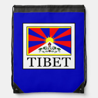 Tibet Drawstring Backpack
