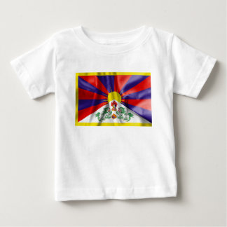 Tibet Flag Baby T-Shirt