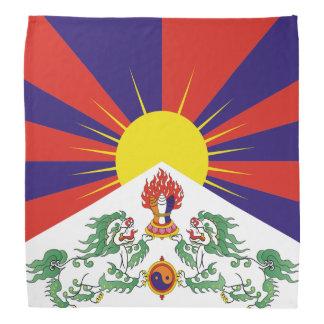 Tibet Flag Bandana